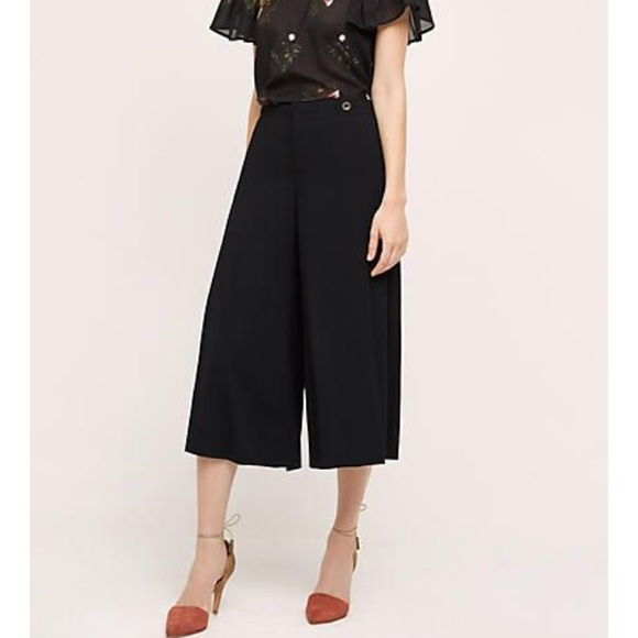 Anthropologie Pants - Anthropologie Essential Culottes